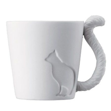 Amazon.com: Mugtail Cat: Kitchen & Dining