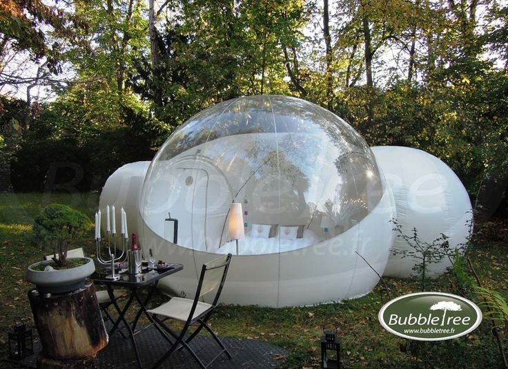 dormir dans une bulle Najac