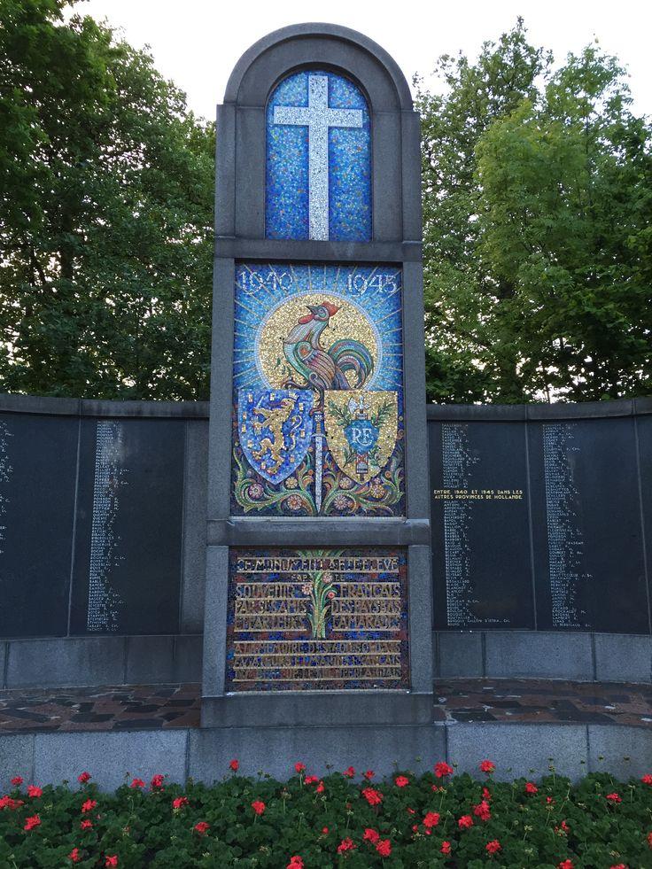 Frans Militair Ereveld Kapelle