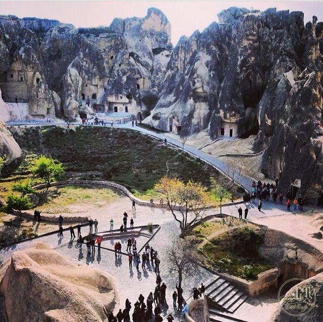 Açık hava müzeleri ile Kapadokya'yı gezmeye doyamayabilirsiniz.