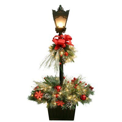 20 best Lampadaire Noel images on Pinterest | Noel, Christmas ...