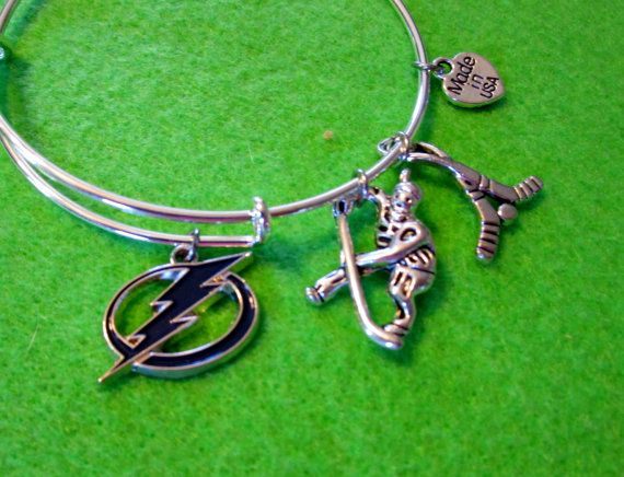 TAMPA BAY LIGHTNING Alex and Ani Inspired by CollegeProJewelry