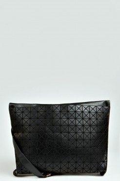 Shannon Geometric Tile Oversize Clutch Bag - Accessoires - Déstockage