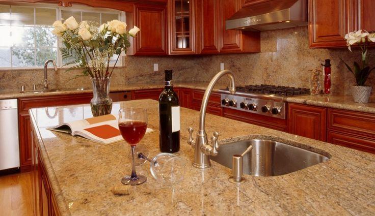 14 Harmonious Imageries Of Kitchen Countertops Types