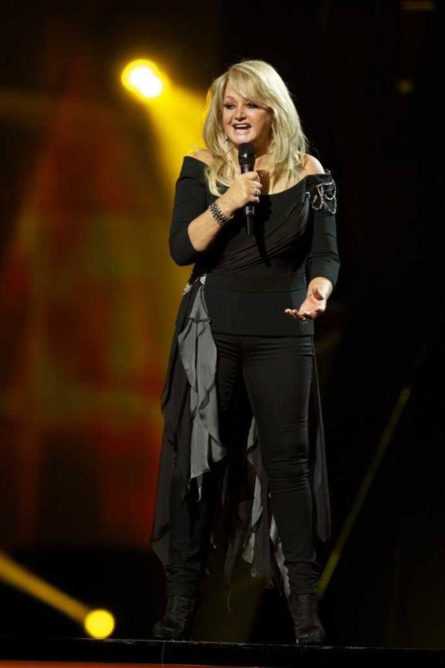 Bonnie Tyler - Eurovision Song Contest - 18/05/2013 #bonnietyler #bonnietylereurovision #gaynorhopkins #gaynorsullivan #eurovision #uk #unitedkingdom #music #rock #thequeenbonnietyler #therockingqueen #rockingqueen #2013 #believeinme #malmo