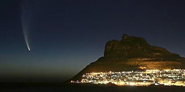 """Magical nightitme sky in Cape Town."" Win your dream city break with i-escape & Coggles #Coggles #iescape #competition"