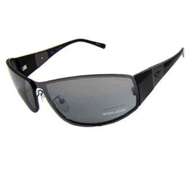 Amazon.co.jp: [ポリス]POLICE ミラー サングラス S8551 568X [正規輸入品]: 服&ファッション小物