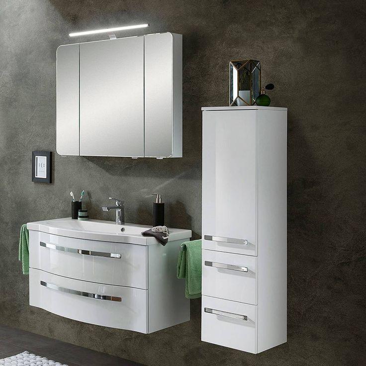 badezimmer regal wand badmöbel grün hochglanz