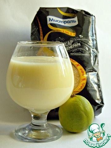 Бразильский лимонад ингредиенты