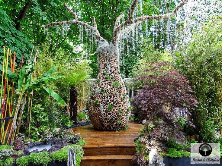baobab : arbre de vie design végétal par amaury gallon