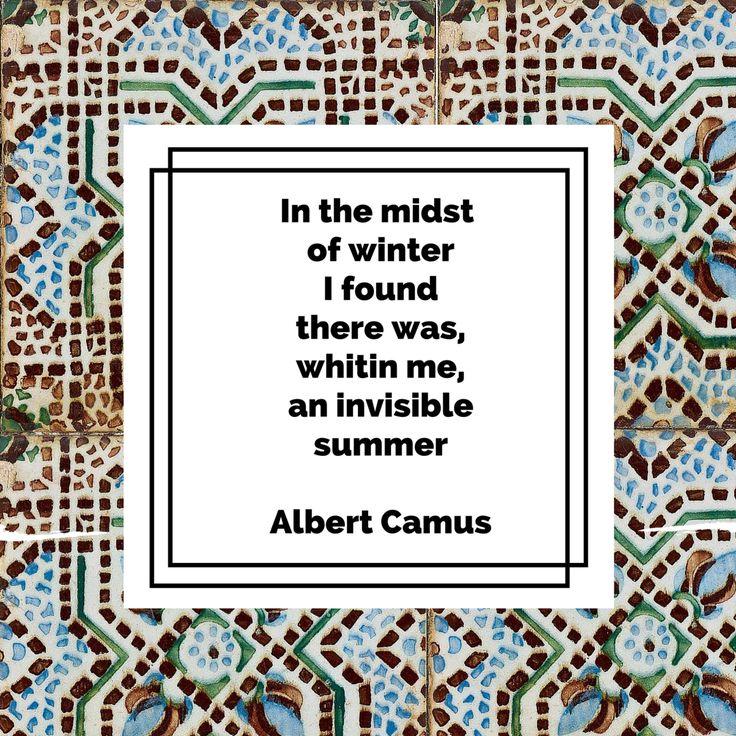 Summertime is inside us