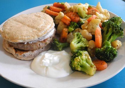 Oppskrift: Lavkalori-lefse som ble til et hamburgerbrød (Bakekona)
