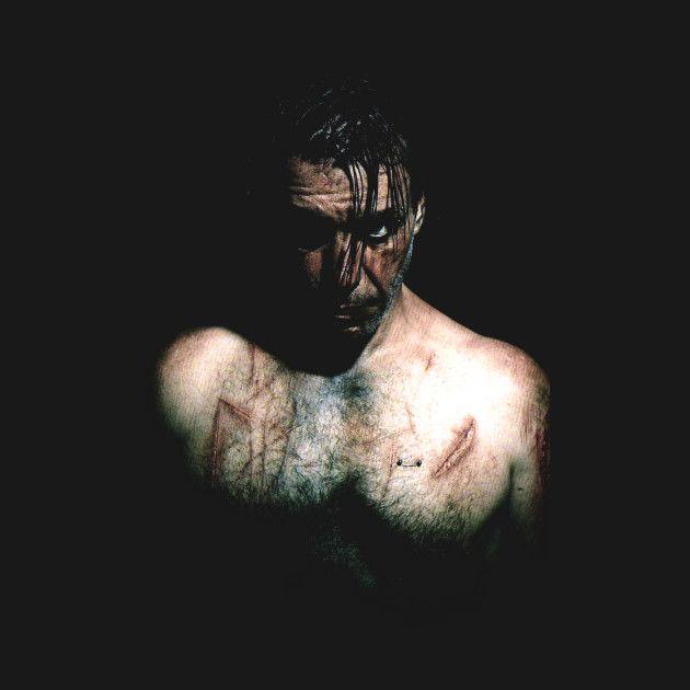 Till Lindemann - Rammstein - #Rammstein - #TillLindemann T-Shirt | TeePublic