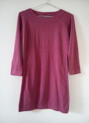 Kup mój przedmiot na #vintedpl http://www.vinted.pl/damska-odziez/dlugie-swetry/10131898-sliczny-rozowy-sweter-dlugi-greenpoint