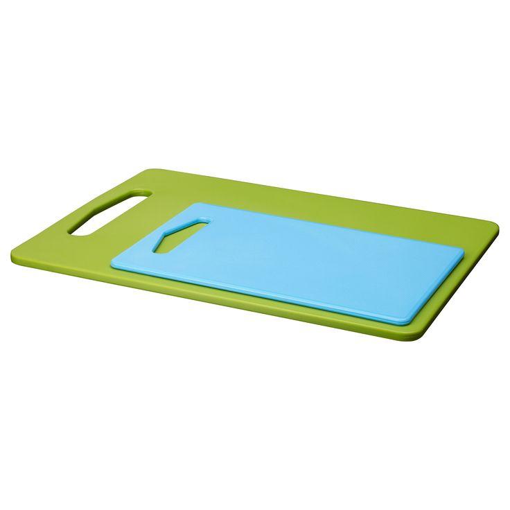 LEGITIM Chopping board, set of 2 - IKEA