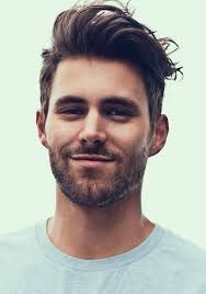 Image result for mens hair short sides long top