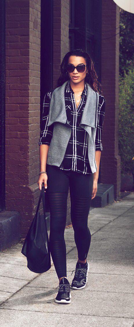 [ad] Sporting @ReebokWomen mesh leggings daily #PerfectNever