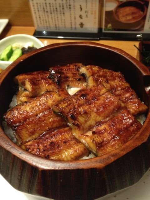 Hitsumabushi, Grilled Unagi Eel on Rice | Nagoya, Japan ひつまぶし