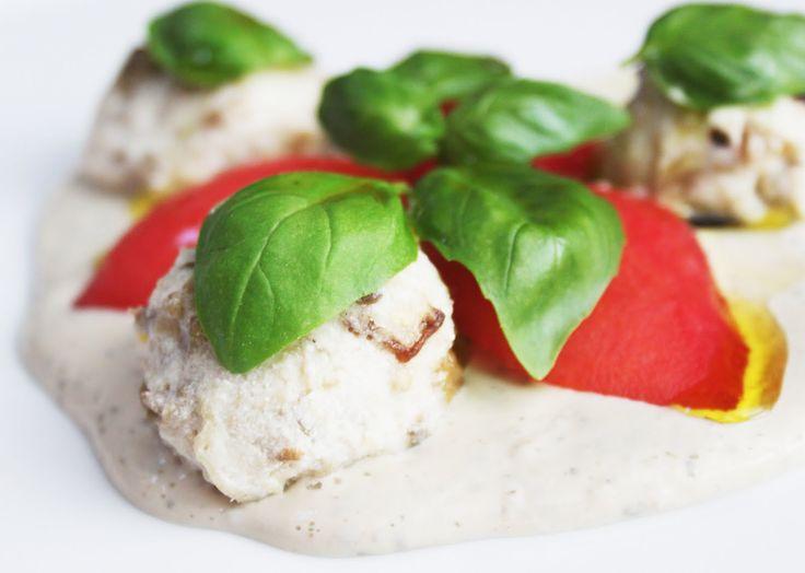 Gnocchis d'aubergines