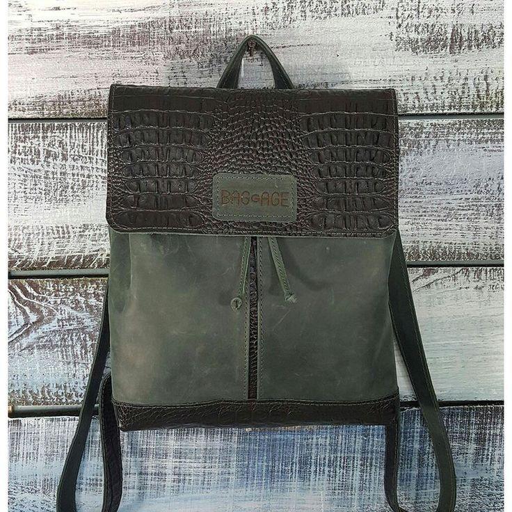 201 отметок «Нравится», 4 комментариев — Нина Создаю кожаные сумки (@bag_g_age) в Instagram: «Знаю многим нравятся эти зеленые красавчики! Сейчас есть зелененькая подходящая кожица, на…»