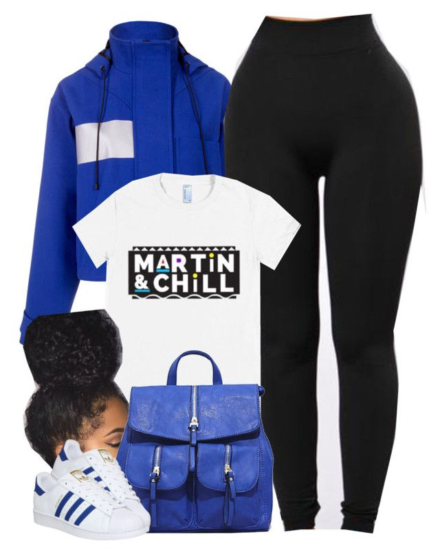 """""""1366 • Martin & Chill"""" by cheerstostyle ❤ liked on Polyvore featuring Être Cécile, FC Select Design and adidas"""