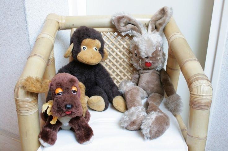 Knuffel/Knuffelbeest - Konijn - Aap - Hond. aangeboden in Diversen en Kinderen op Koopplein.nl Heerhugowaard, de gratis marktplaats