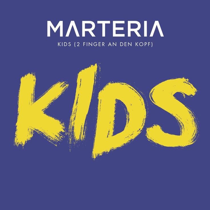 Kids (2 Finger an den Kopf) by Marteria - Kids