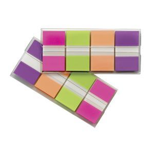3M Post-It Flags Brights 4 Pack