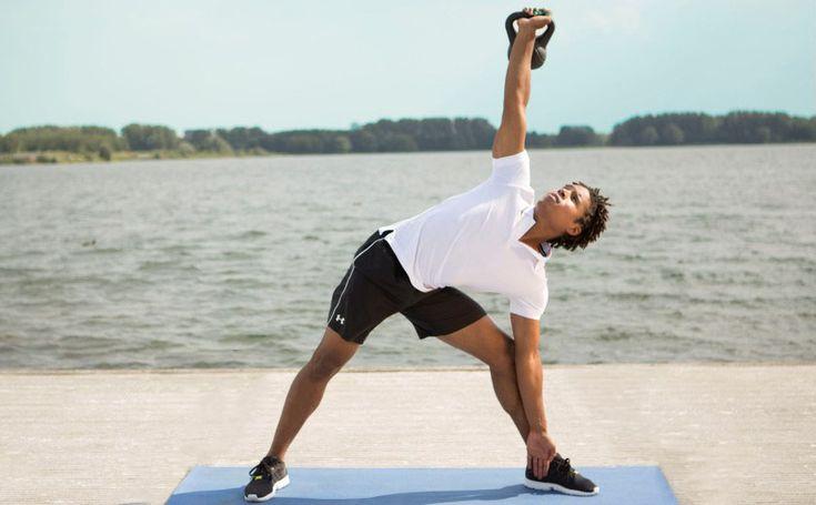 2 daagse Kettlebell training voor het hele lichaam met Andre Met kettlebell trainingen combineerje cardio en krachttraining. Juist deze combinatie zorgt ervoor dat je vetverbranding flink wordt gestimuleerd!Je traint je hele lichaam, je kan gemakkelijk gewicht verliezen en je spieren tegelijkertijd verstevigen. Met een paar korte workouts in een week kan je al resultaat boeken. …