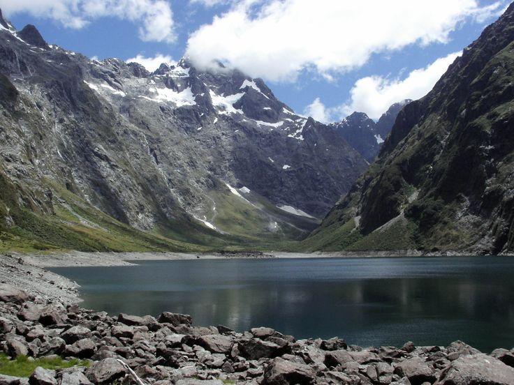 Fiordland Lake Marian