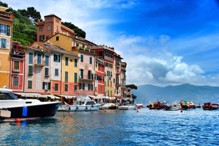 I colori Di #Portofino