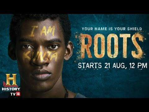 ROOTS - TV Series - Malachi Kirby, Malachi Kirby, Lawrence Fishburne - P...