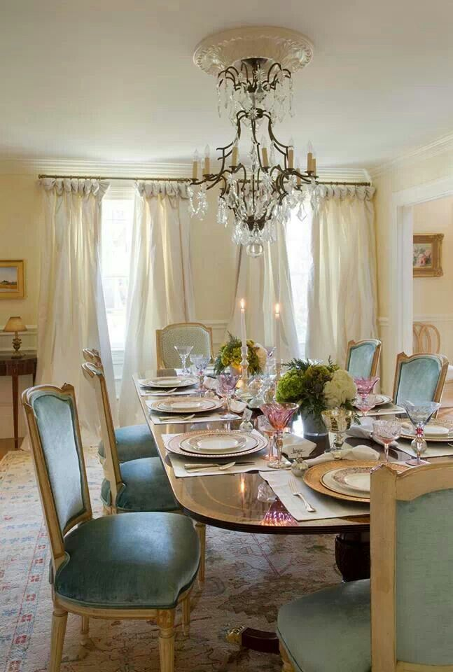 390 Best Dining Rooms Images On Pinterest