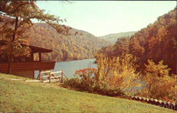 Scenic Cheat Lake Morgantown West Virginia