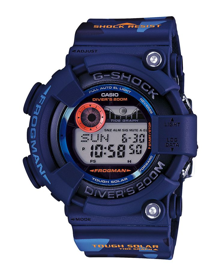 how to set time on casio g shock solar watch