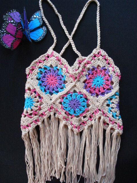 Gypsy Festival Top by LittleGypsyRoseBoho on Etsy