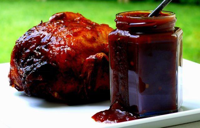 American Barbecue Sauce – BBQ Den originale