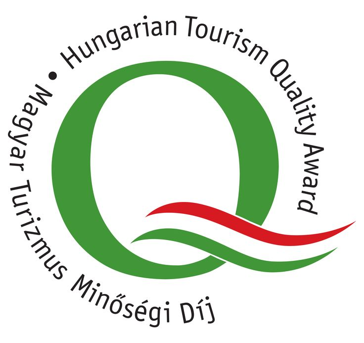Hungarian Tourism Quality Award accommodation - Quality Award Accommodation