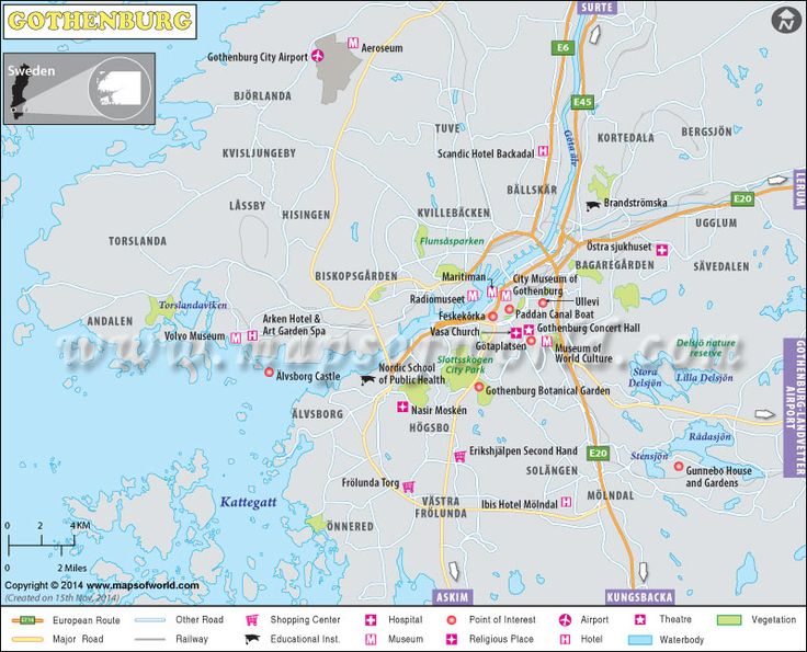 Best World Cities And Their Maps Images On Pinterest City - Sweden map of cities