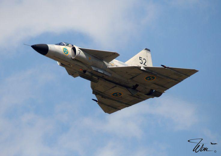 Saab AJS-37 Viggen, Swedish Air Force.