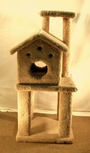 Great cat condos at reasonable prices.