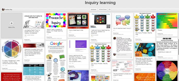 Inquiry Learning Board