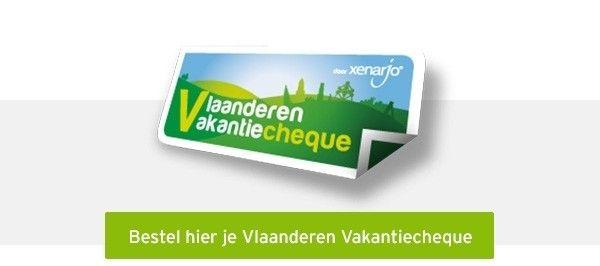 Vakantie cheques - Logeren in Vlaanderen Vakantieland
