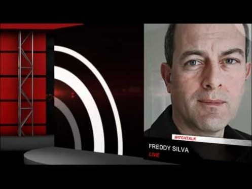 An amazing interview with Freddy Silva...: Amazing Interview, Freddie Silva
