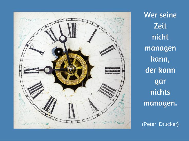 Coaching Themen - Wann hilft Coaching - Spruch Zeitmanagement