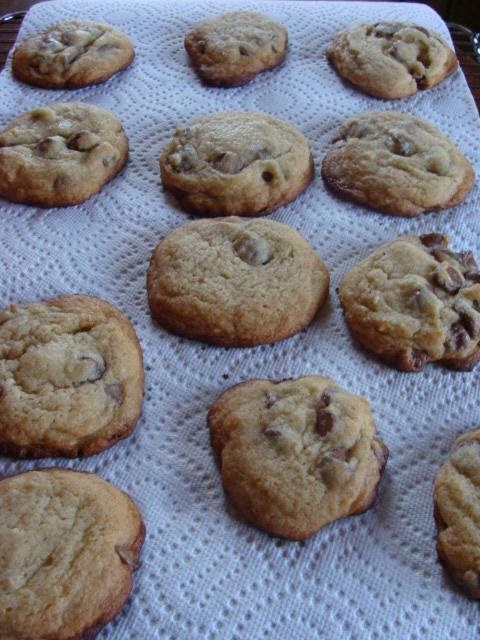 malted milk chocolate chip cookies. | Food! | Pinterest