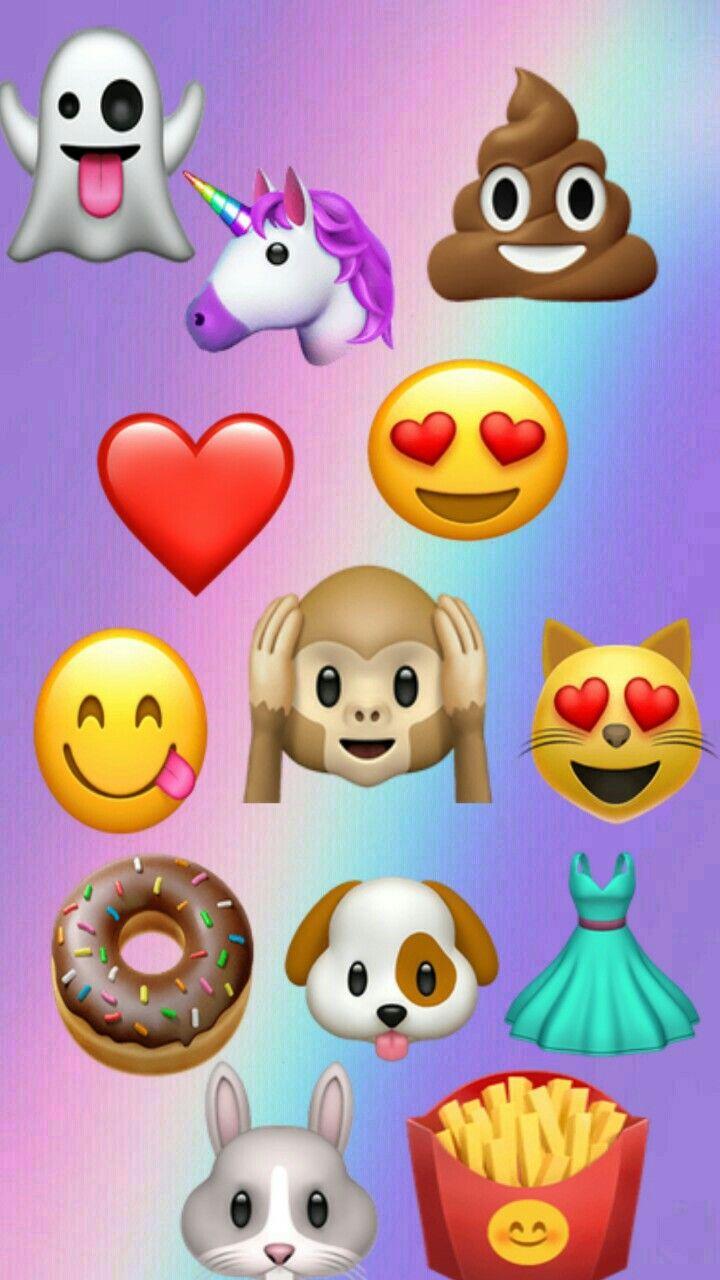 Background For Whatsapp Of Ios Emojis Emoji Wallpaper Iphone Emoji Wallpaper Pink Fur Wallpaper