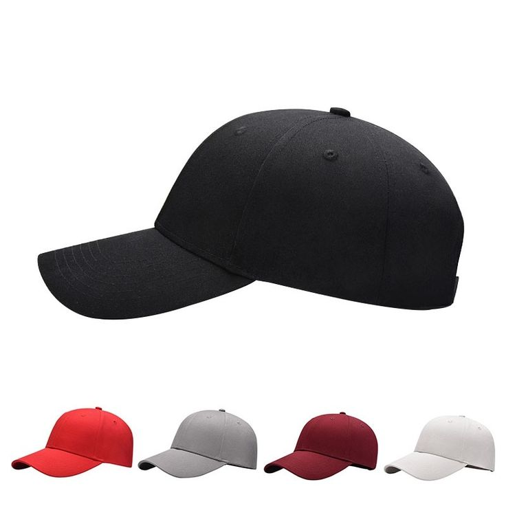 Cheap Customized Printing Character Blank Baseball Cap For Factory