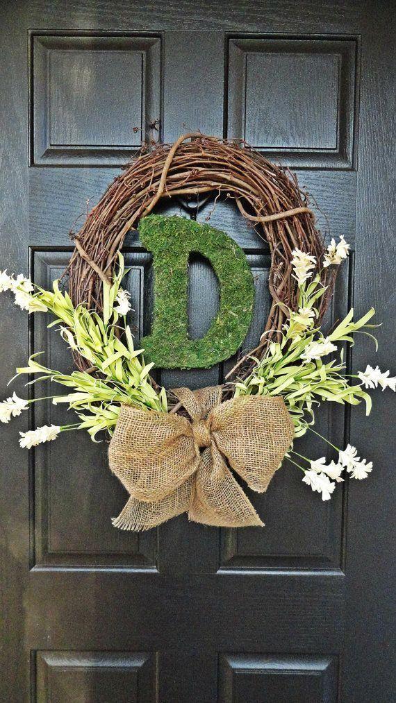 Decoraciones navideñas - Ideas para la puerta