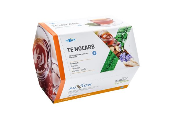 Keep your #carbs under control with delicious Te #NoCarb. It improves the metabolism of sugars and raises your energy levels. It may also help to reduce and slow the absorption of carbohydrates and fats. Contains yacón and soy extract, chicory inulin, green tea and soluble fiber. #lowcarb #atkins #keto #ketogenic #carbs #carbohydrates #mylowcarblife